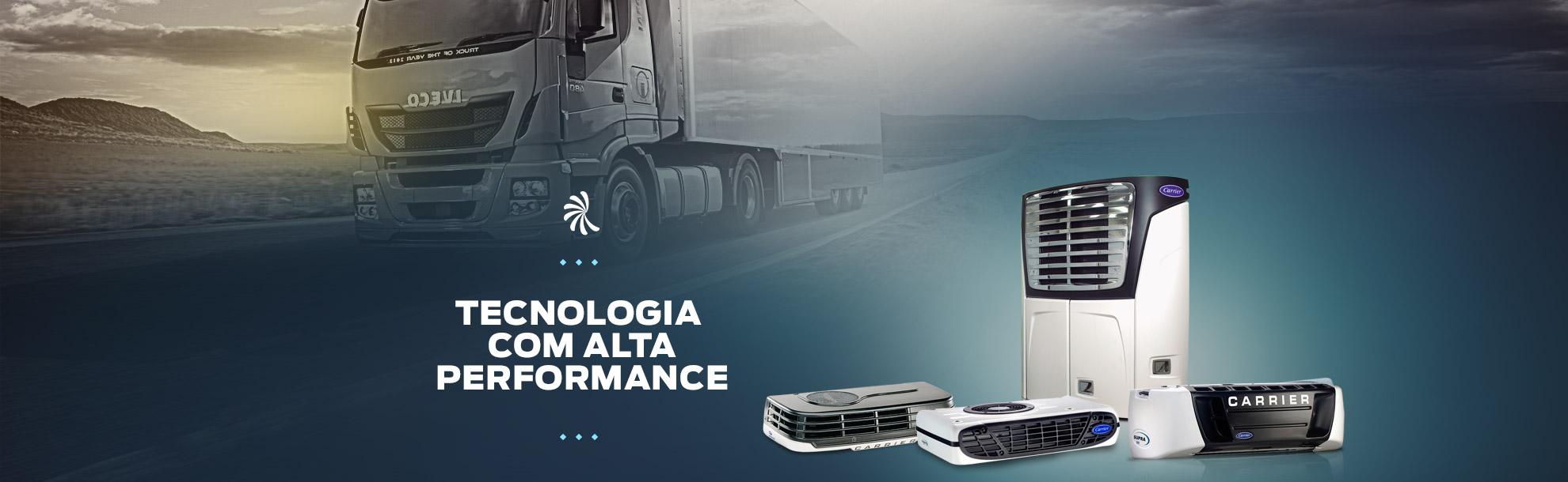 Tecnologia com alta performance